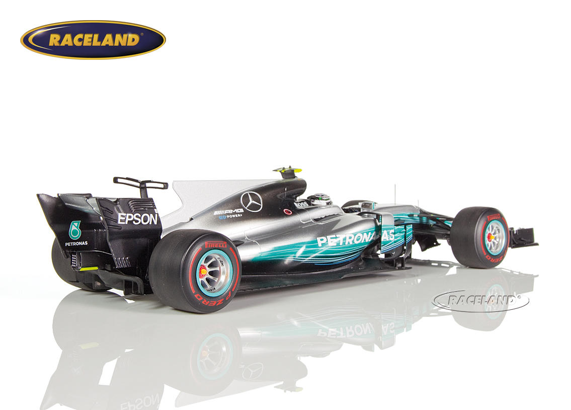 Mercedes-Benz W08 EQ Power+ F1 Sieger GP Russland 2017 Valtteri Bottas Bild 2
