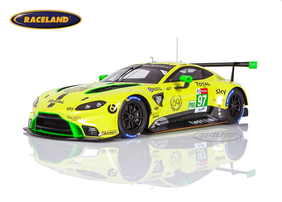 Aston Martin Vantage Lmgtepro Amr 44 Le Mans 2019 Maxime Martin Alex Lynn Jonathan Adam Maßstab 1 18 2019 24h Le Mans Motorsport