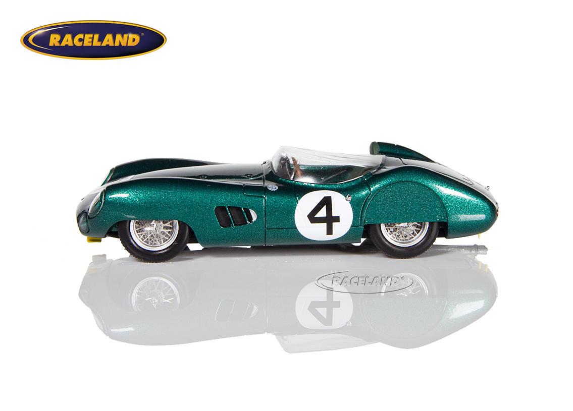 Aston Martin Dbr1 Le Mans 1959 Moss Fairman Maßstab 1 43 1950 1959 24h Le Mans Motorsport