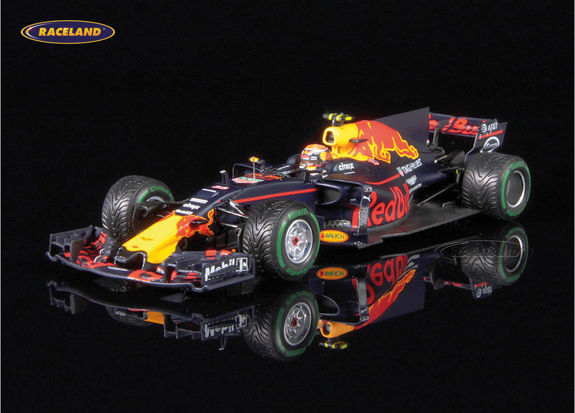 Red Bull RB13 TAG Heuer F1 3° GP China 2017 Max Verstappen