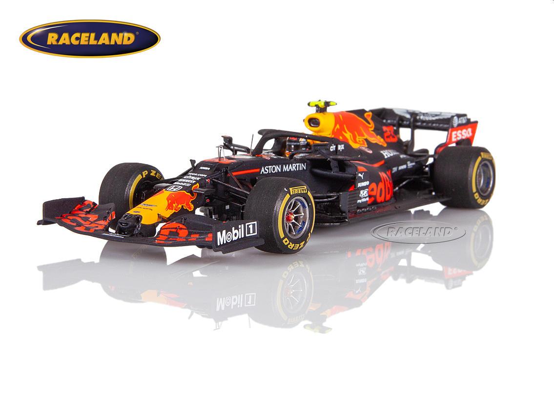 Red Bull Aston Martin Rb16 Honda F1 4 Gp Steiermark 2020 Alexander Albon Maßstab 1 43 2020 Formel 1 Motorsport