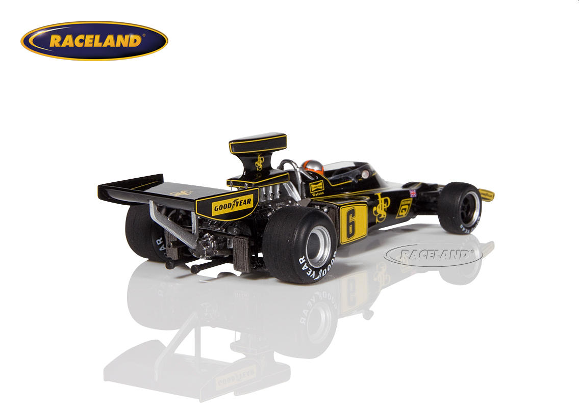Lotus 72F Cosworth V8 F1 John Player Special GP Deutschland 1975 John Watson Bild 2