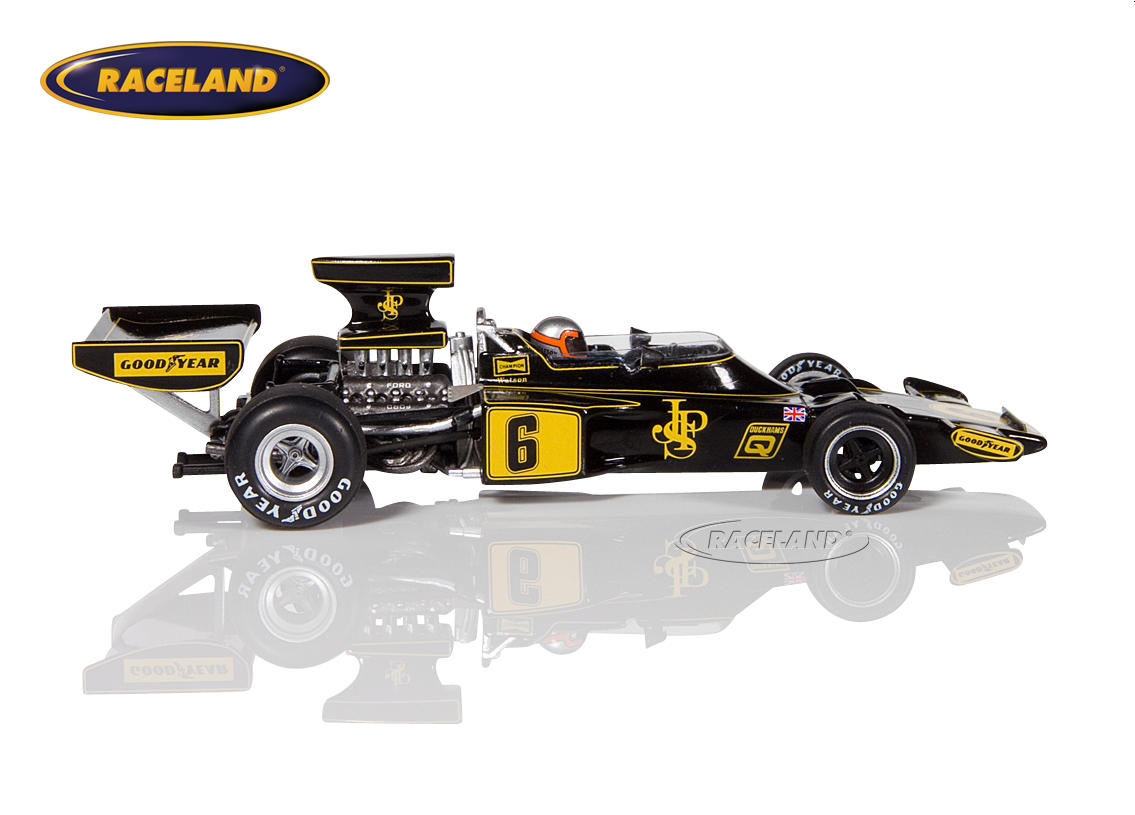 Lotus 72F Cosworth V8 F1 John Player Special GP Deutschland 1975 John Watson Bild 3