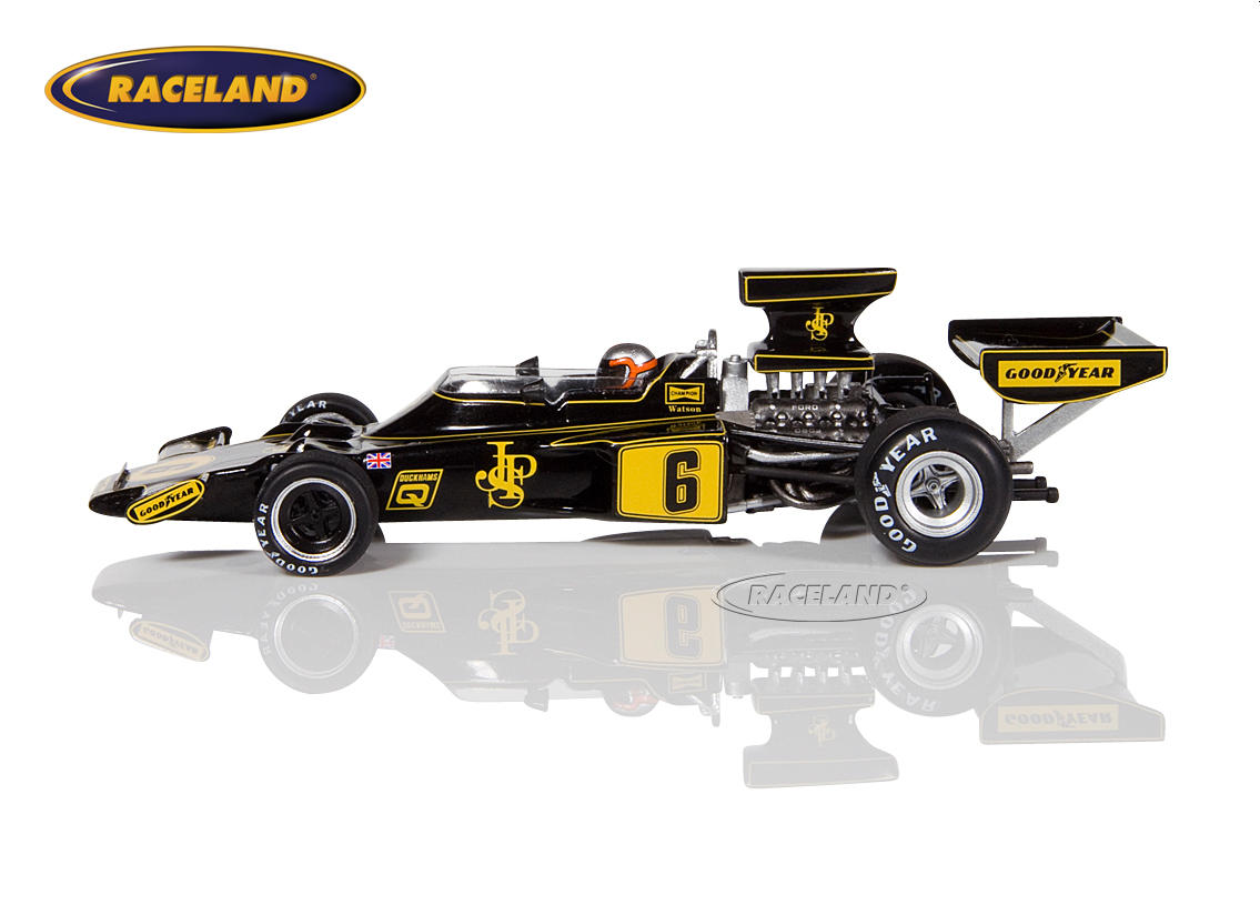 Lotus 72F Cosworth V8 F1 John Player Special GP Deutschland 1975 John Watson Bild 4