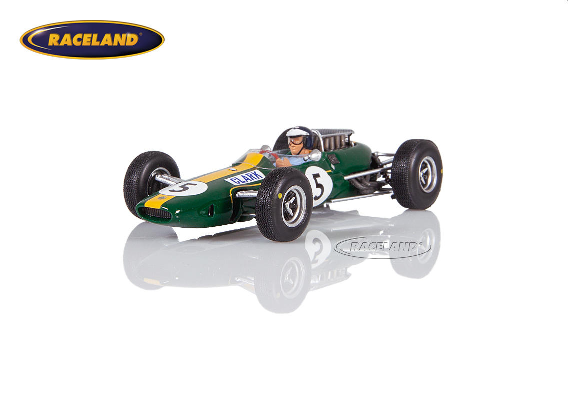 Lotus 33 Climax V8 F1 Team Lotus Sieger GP England 1965 Weltmeister Jim Clark