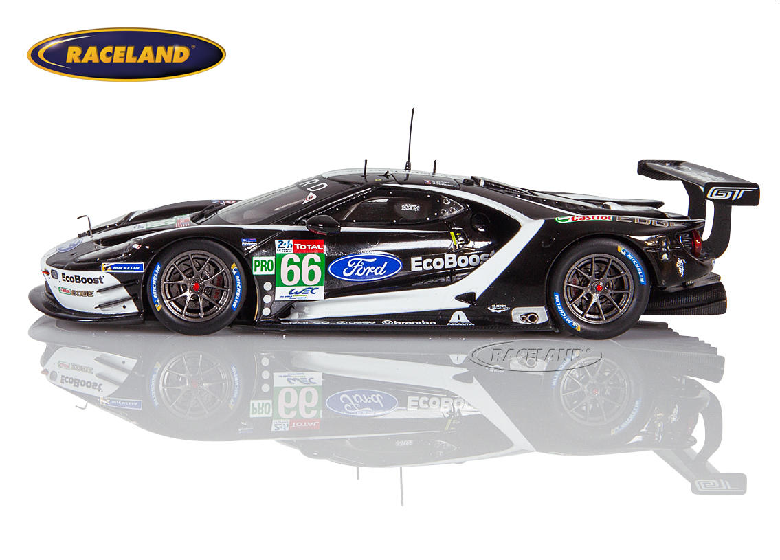 Ford GT LMGTEPro Chip Ganassi UK 25° Le Mans 2019 Mücke/Pla/Johnson Bild 4