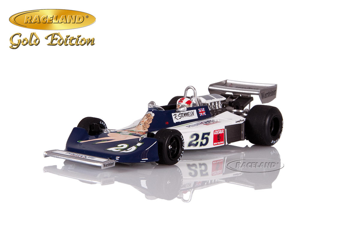 Hesketh 308D Cosworth V8 F1 Rizla Penthouse 12° GP Holland 1976 Rolf Stommelen