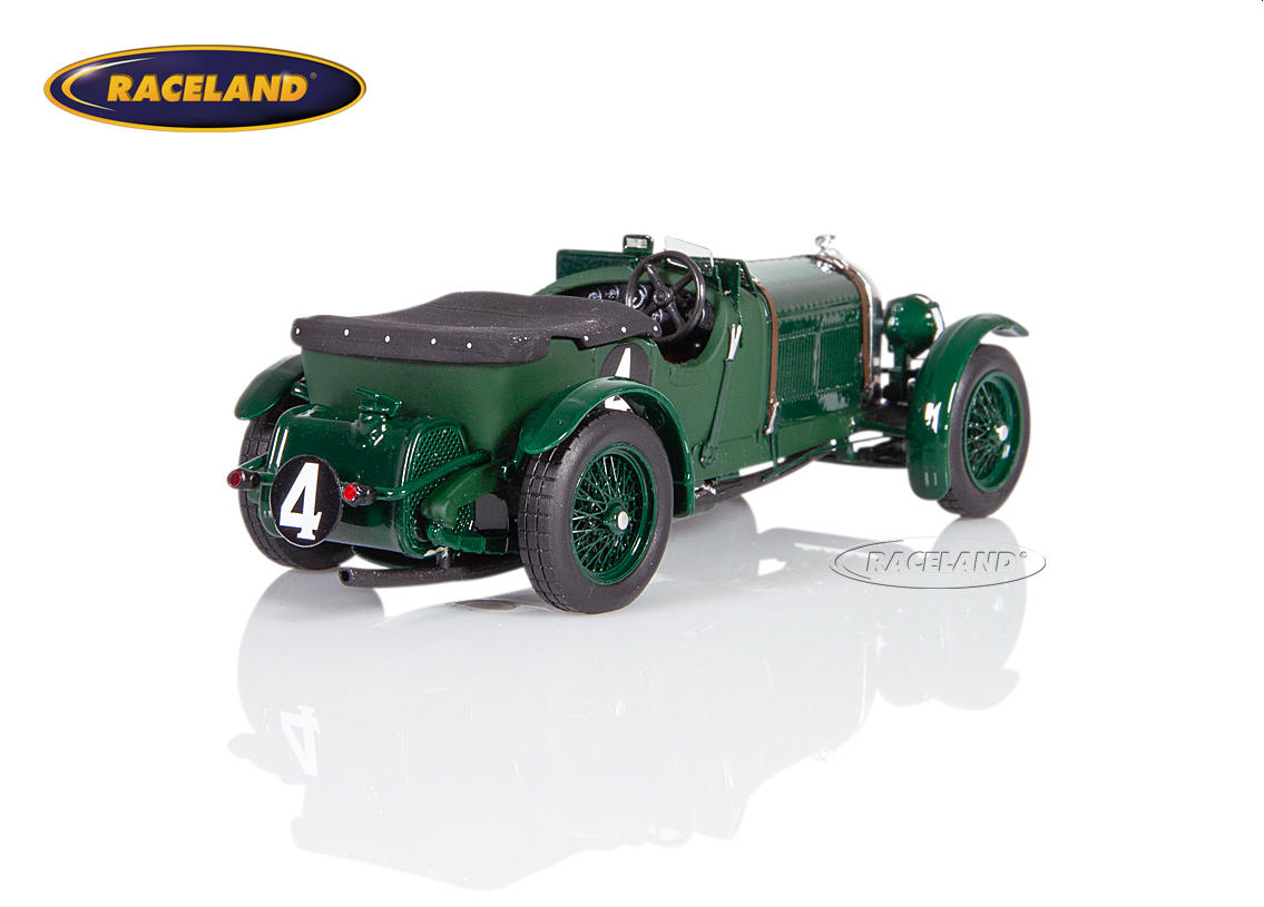 Bentley Speed Six Team Bentley Sieger Le Mans 1930 Barnato/Kidston Bild 2