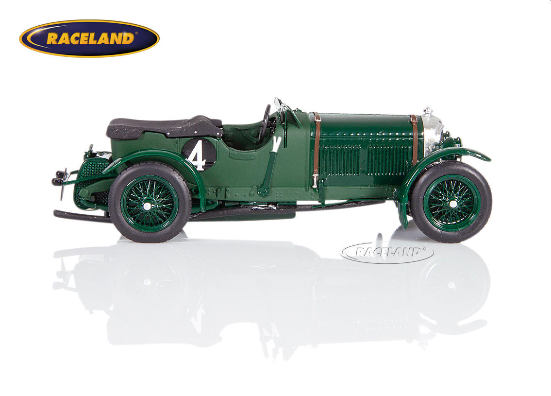 Bentley Speed Six Team Bentley Sieger Le Mans 1930 Barnato/Kidston Bild 3