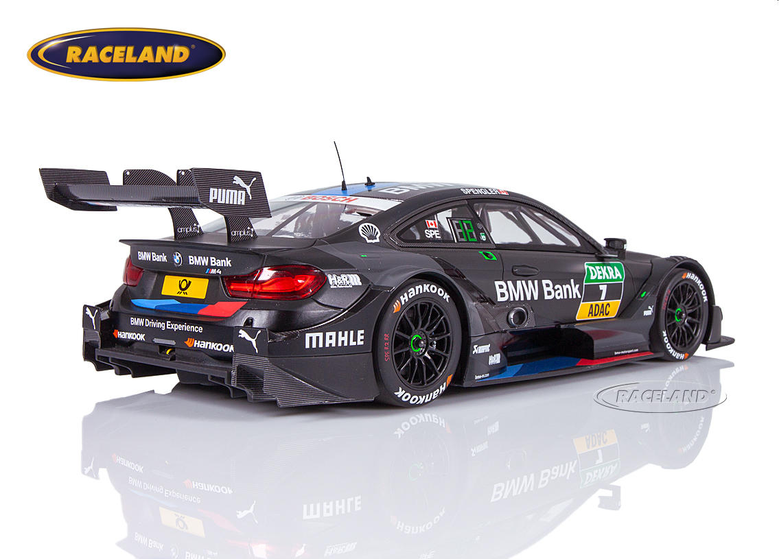 BMW M4 Team RBM BMW Bank DTM 2018 Bruno Spengler Bild 2