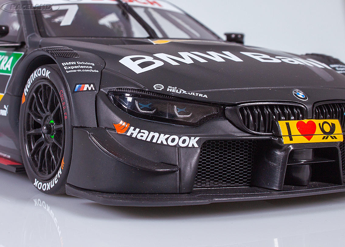 BMW M4 Team RBM BMW Bank DTM 2018 Bruno Spengler Bild 4