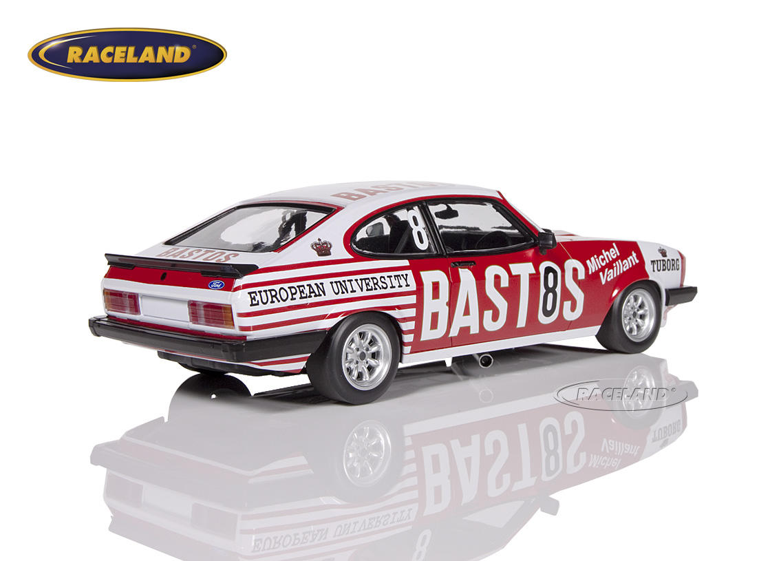 Ford Capri 3.0S Serge Power Bastos Racing 24H Spa 1980 Soto/Honegger/Libert Bild 2