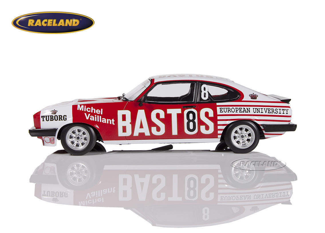 Ford Capri 3.0S Serge Power Bastos Racing 24H Spa 1980 Soto/Honegger/Libert Bild 3