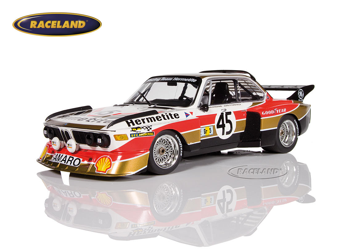 BMW 3.5 CSL Hermetite Products 24H Le Mans 1976 Walkinshaw/Fitzpatrick