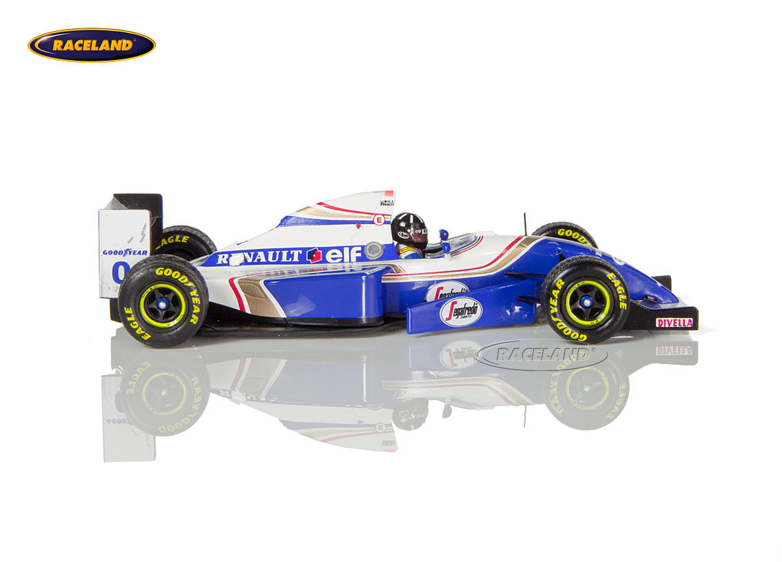 Williams FW16b Renault Team Rothmans F1 Sieger GP Japan 1994 Damon Hill Bild 3