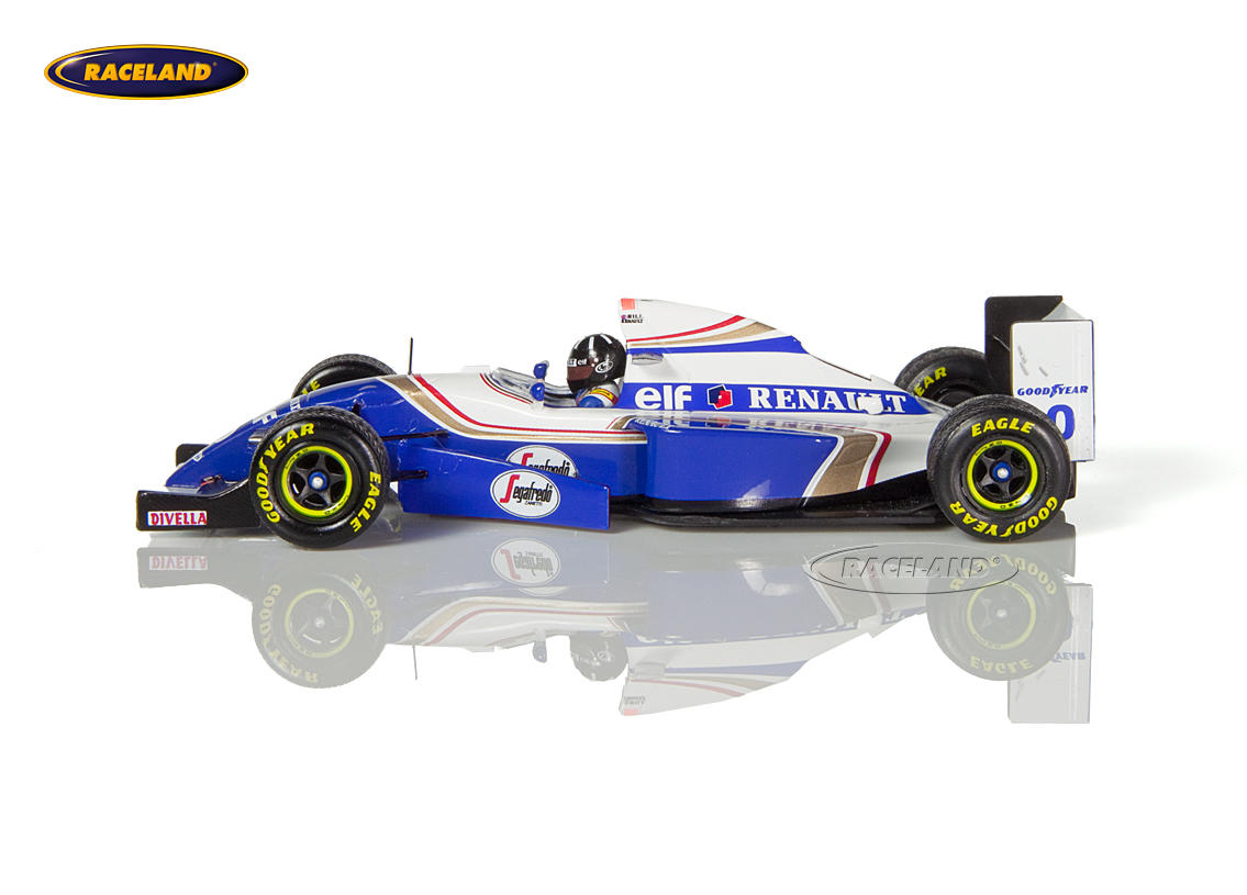 Williams FW16b Renault Team Rothmans F1 Sieger GP Japan 1994 Damon Hill Bild 4