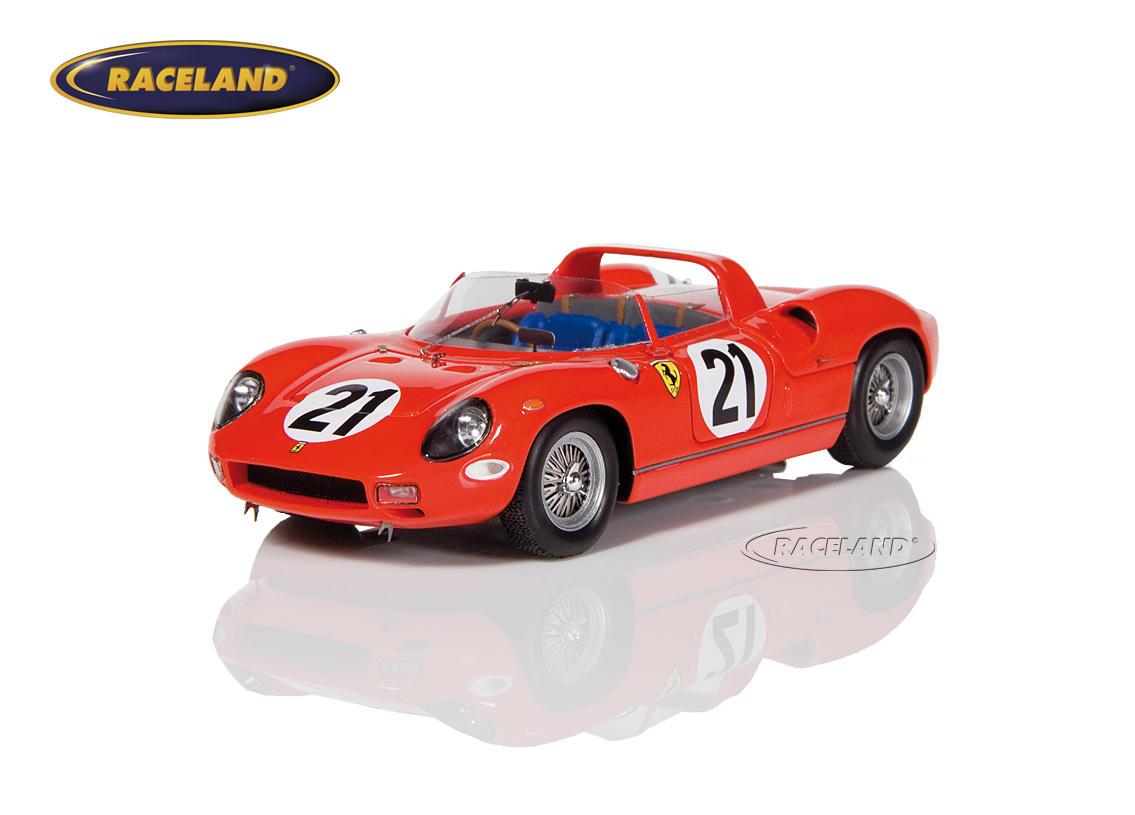 Ferrari 250p Automobili Ferrari Sieger Le Mans 1963 Lorenzo Bandini Ludovico Scarfiotti Maßstab 1 43 1960 1964 24h Le Mans Motorsport