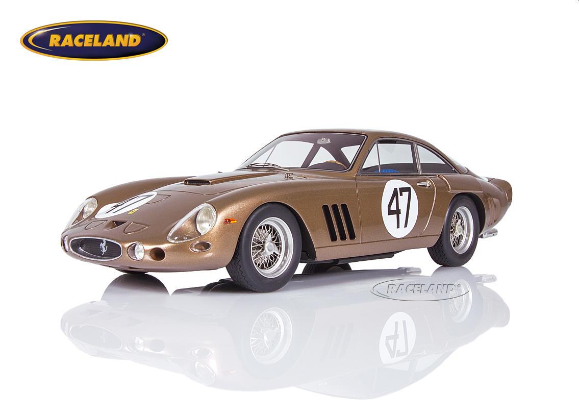 Ferrari 330 Lmb N A R T 3 500 Km Bridgehampton 1963 Dan Gurney Maßstab 1 18 1960 1964 24h Le Mans Motorsport