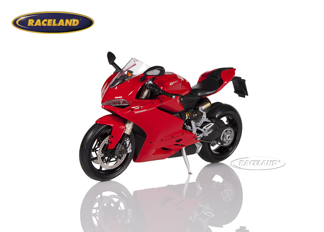 Ducati 1299 Panigale 2015 rot