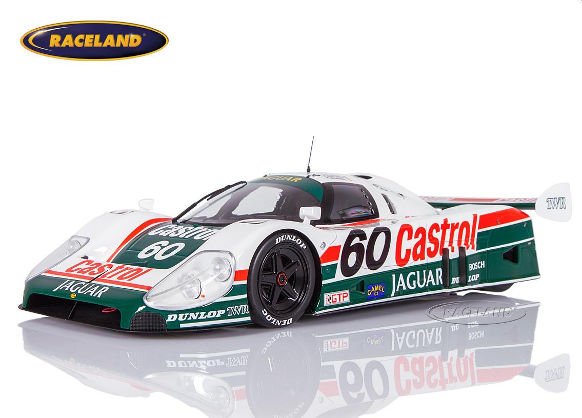Jaguar XJR-9 Castrol Jaguar Racing Sieger 24H Daytona 1988 ...