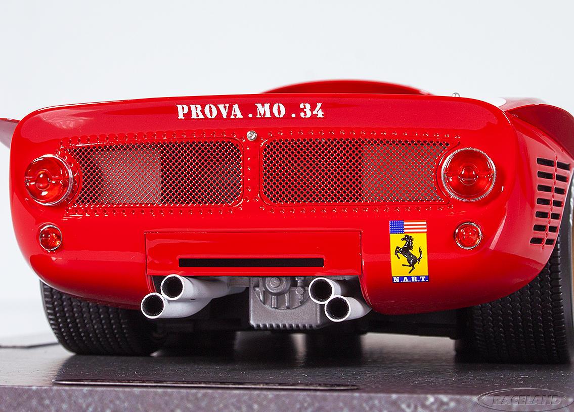 Ferrari 330 P3 Spyder N A R T Le Mans 1966 Rodriguez Ginther Ausverkauft Motorsport