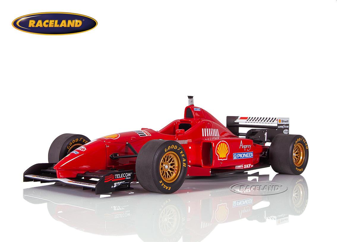 Ferrari F310 V10 F1 Scuderia Ferrari 1996 Michael Schumacher Maßstab 1 18 1995 1999 Formel 1 Motorsport