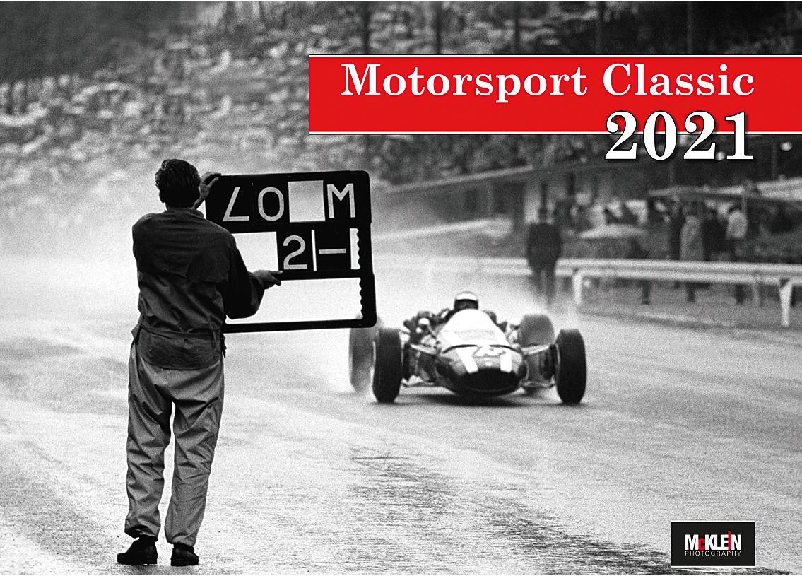 Motorsport Kalender 2021