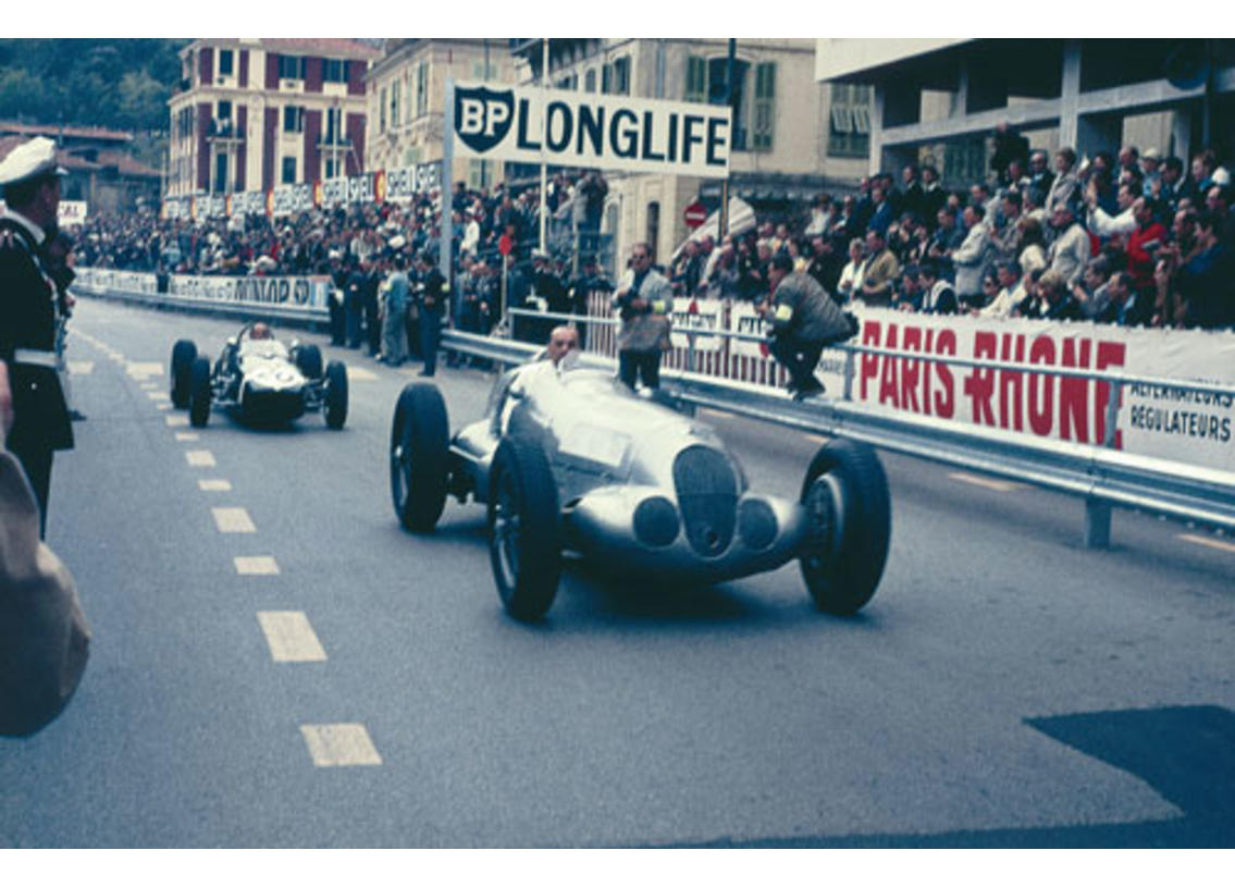 Classic Grand Prix Cars - The Front Engines Formula 1 Era 1906 - 1960 Bild 3