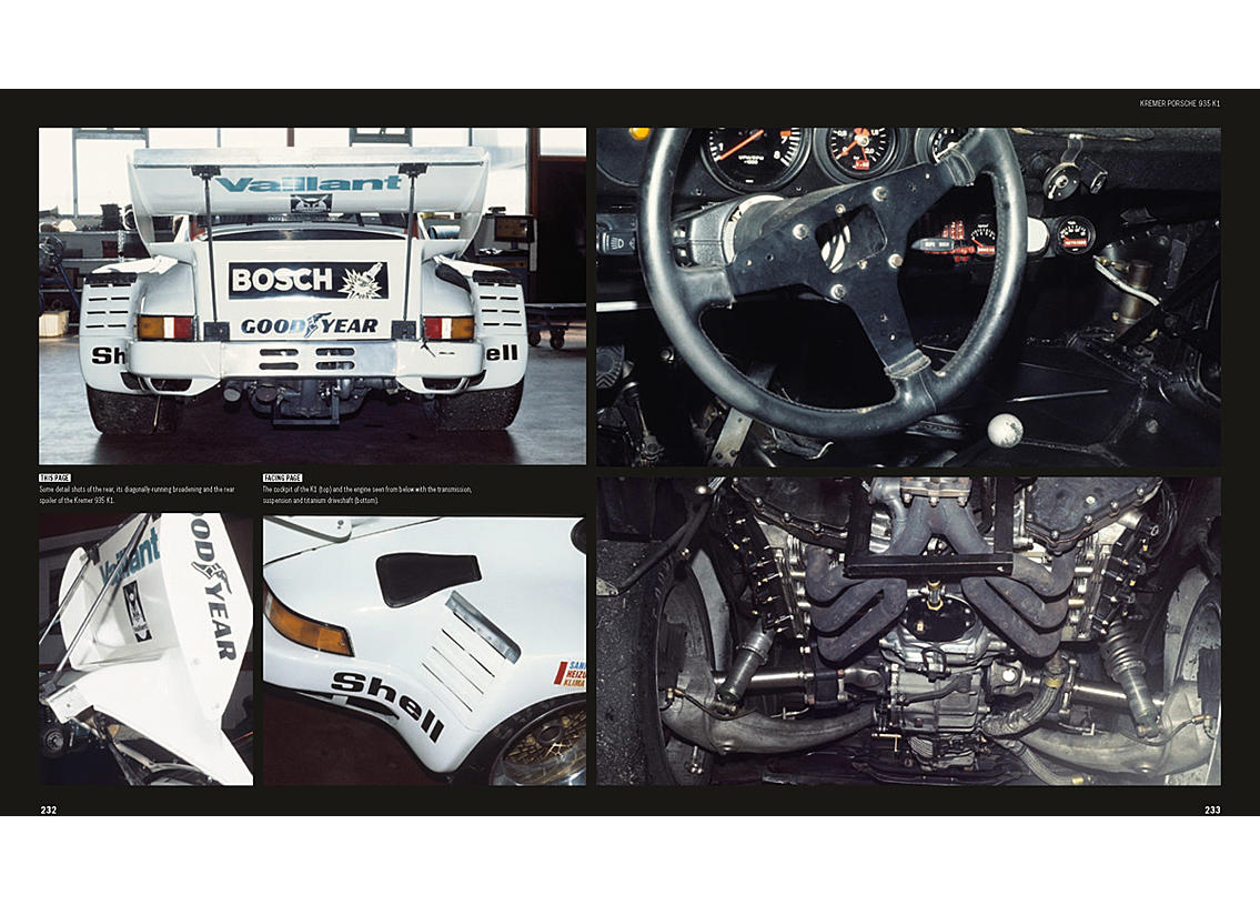 Porsche Kremer Racing The complete team history Bild 3
