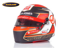 Helm Bell Kevin Magnussen Haas F1 2019