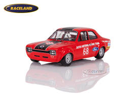 Ford Escort MkI 1600 TC Dutch National Racing Team TW-EM Zandvoort 1969 Freek Dudok van Heel