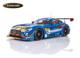 Mercedes AMG GT3 Team SunEnergy Racing 2° 12H Bathurst 2018 Habul/Vautier/Whincup/Marciello