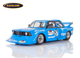 BMW 320 Gr.5 GS Tuning Fruit of the Loom 6° Div.2 DRM Zolder 1978 Markus Höttinger