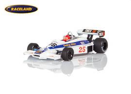 McLaren M23 Cosworth F1 GP Monaco 1974 Weltmeister Emerson Fittipaldi Spark 1:43