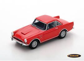 Sunbeam Alpine Tiger MkII 1967 rot