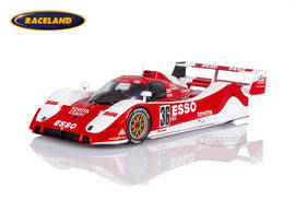 Toyota TS010 Toyota Team Tom's Esso Sieger Inter Challenge Cup 500 km Mine 1992 Lees/Lammers