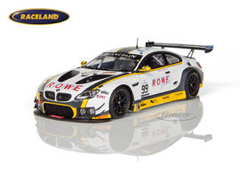 BMW M6 GT3 Rowe Racing Sieger 24H Spa 2016 Sims/Eng/Martin