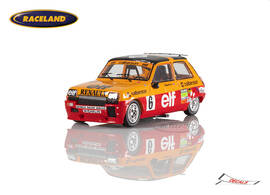 Renault 5 Alpine Turbo elf 1984 Jean Ragnotti
