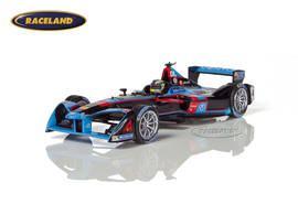 Venturi Formula E Team New York 2016/2017 Tom Dillmann