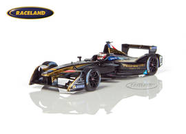 Techeetah Formula E Team 3° New York 2016/2017 Stéphane Sarrazin