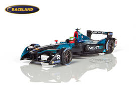 NextEV NIO Formula E Team New York 2016/2017 Oliver Turvey
