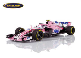 Force India VJM11 Mercedes Sahara Force India F1 2018 Esteban Ocon