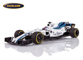 Williams FW40 Mercedes Martini F1 Abu Dhabi Tests 2017 Robert Kubica