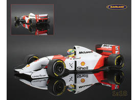 McLaren-Ford MP4-8 F1 1993 Ayrton Senna