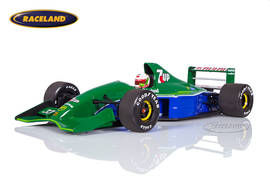 Jordan 191 Ford V8 F1 Team 7up 4° GP Kanada 1991 Andrea de Cesaris