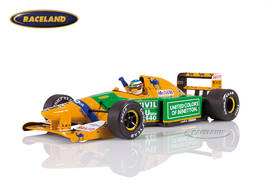 Benetton-Ford B192 F1 3° GP Deutschland 1992 Michael Schumacher
