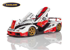 McLaren F1 GTR BMW West FM Competition Le Mans 1995 Nielsen/Mass/Bscher