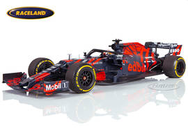 Aston Martin Red Bull TAG Heuer RB15 Honda F1 Tests Silverstone 2019 Max Verstappen