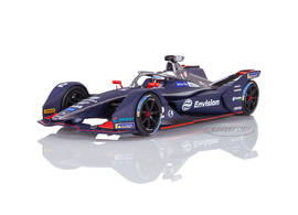 Formula E Envision Virgin Racing Season 6 2019/2020 Sam Bird