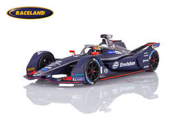 Formula E Envision Virgin Racing Season 6 2019/2020 Robin Frijns